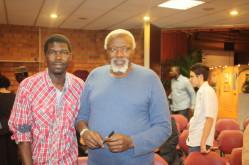 Rencontre avec Ousmane SOW