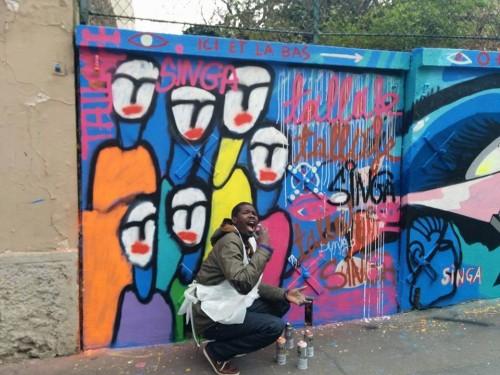 Street Art Singa 2